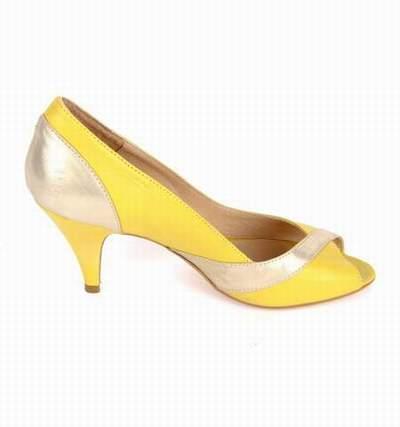 chaussures san marina jaune. Black Bedroom Furniture Sets. Home Design Ideas