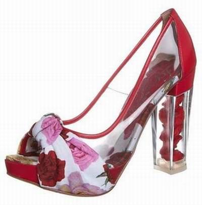 chaussures originales femme mariage. Black Bedroom Furniture Sets. Home Design Ideas