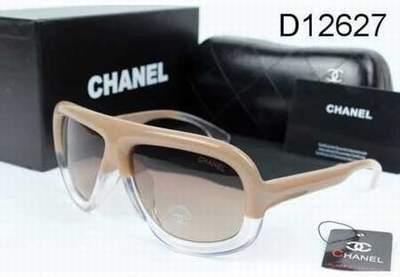 Lunettes De Soleil Chanel Paris Lunette Chanel Sans Correction